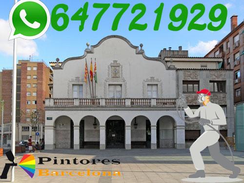 Empresa de pintores en cerdanyola del vall s pintores cerdanyola - Pintores de barcelona ...